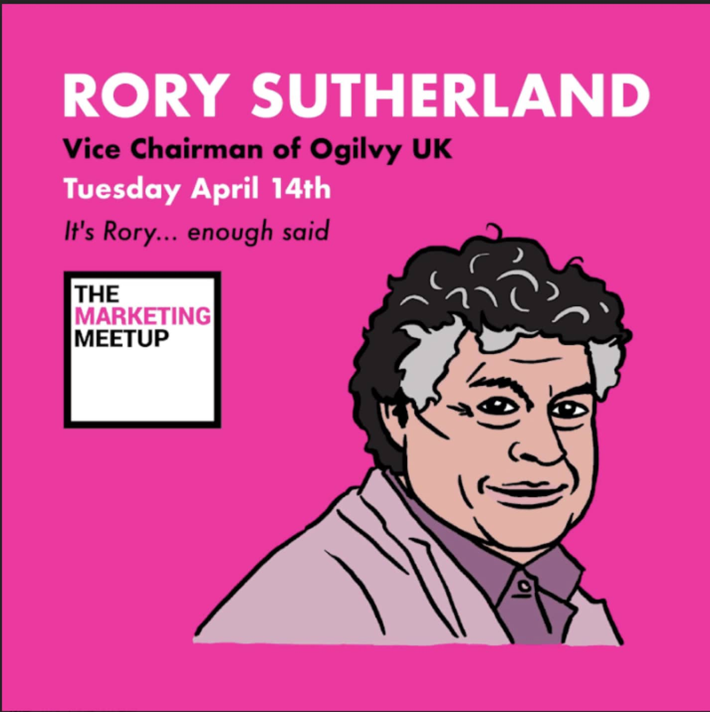 Where did it all go wrong? Webinar with Rory Sutherland, Vice-Chairman of Ogilvy UK