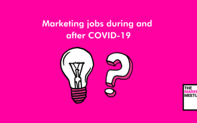 Marketing jobs in the COVID environment – Dominic Phipps & Rob Markwell