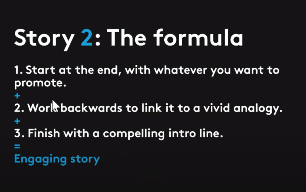 How to write an engaging story