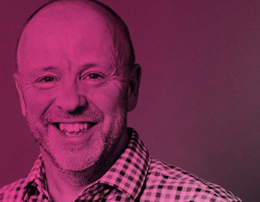 Martin George, Customer Director of Waitrose