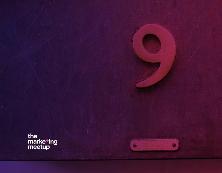 Nine best marketing blogs of 2021