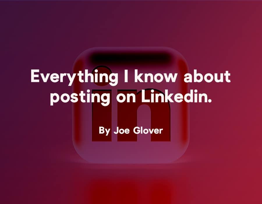 How to use Linkedin: How to post on Linkedin